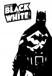 Batman - black and white T.1