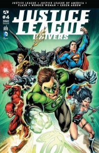 Justice League Univers T.4