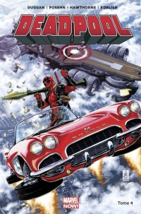 Deadpool - hardcover (v4) T.4