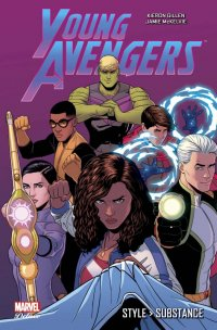 Young Avengers (v2) T.1