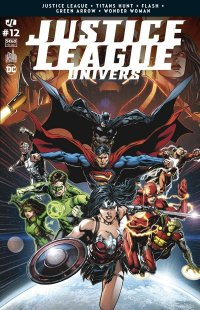 Justice League Univers T.12
