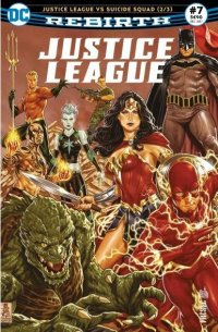 Justice league rebirth (v1) T.7