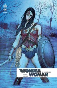 Wonder woman rebirth - hardcover T.2