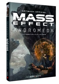 Mass Effect - artbook officiel