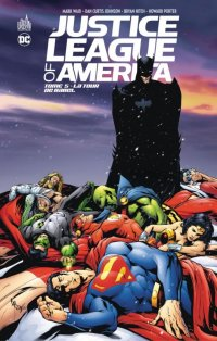 Justice league of america T.5