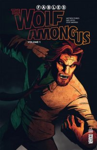 Fables - the wolf among us T.1