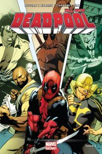 All-new Deadpool - hardcover T.3
