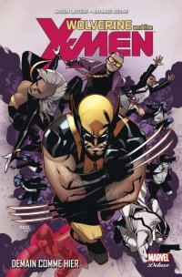 Wolverine and the X-men (v1) T.5