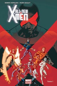 All-New X-Men (v2) T.1