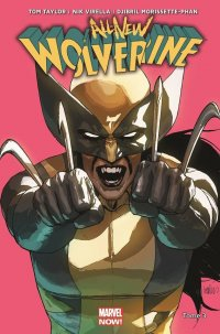 All-new Wolverine - hardcover T.3