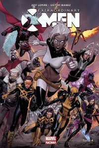 Extraordinary X-Men T.4