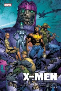 X-Men par Morrison, Quitely et Van Sciver T.2
