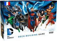DC Comics - Deck building - Jeu de cartes
