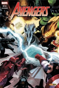 Avengers - War of the realms T.13