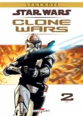 Star wars - Clone wars - édition légendes T.2