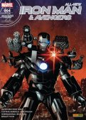 All-new Iron Man & Avengers (v1) T.4 - couverture B
