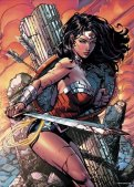 Wonder woman, l'encyclopédie illustrée