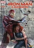 All-new Iron Man & Avengers (v1) T.4 - couverture A