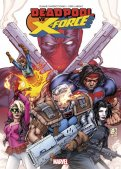 Deadpool Vs. X-Force T.1