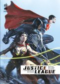 Justice league rebirth - hardcover T.1