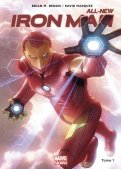 All-new Iron Man - hardcover T.1
