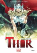 All-new Thor - hardcover T.1
