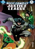 Recit complet Justice League (v1) T.6