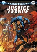 Justice league rebirth (v1) T.13