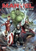 Marvel season one T.1