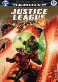 Justice league rebirth (v1) T.16