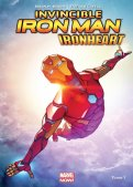 Invincible Iron Man - IronHeart T.1