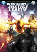 Recit complet Justice League (v1) T.12