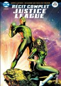 Recit complet Justice League (v1) T.13