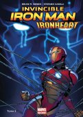 Invincible Iron Man - IronHeart T.2
