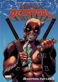 Marvel Legacy - Détestable Deadpool T.1