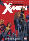Wolverine and the X-men (v1) T.1