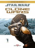 Star wars - Clone wars - édition légendes T.1