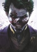 DCeased - cover Joker