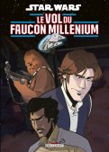 Star Wars - Le vol du Faucon Millenium