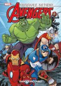 Marvel Action :  Avengers T.1