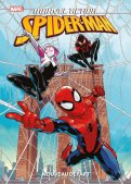 Marvel Action :  Spider-Man T.1
